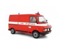 Laudoracing 1/18 Fiat 242 Vigili Del Fuoco 1984 modellino