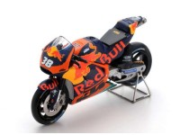 Spark Model 1/43 KTM RC16 n.38 Red Bull KTM Factory Racing 2017 TBC Bradley Smith modellino