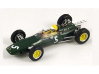 Spark Model 1/43 Lotus 25 N.5 British GT Taylor modellino