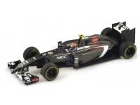 Spark Model 1/43 Sauber C33 N.21 Esteban Gutierrez GP Australia 2014 modellino