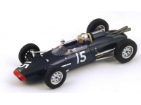 Spark Model 1/43 Lola MK4 n.15 German GP 1962 Roy Salvadori modellino