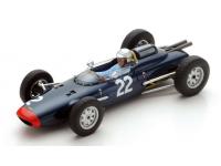 Spark Model 1/43 Lola MK4 N.22 GP Belgio 1963 Lucien Bianchi modellino