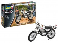 Revell 1/12 Yamaha 250 DT-1 modello in kit di montaggio