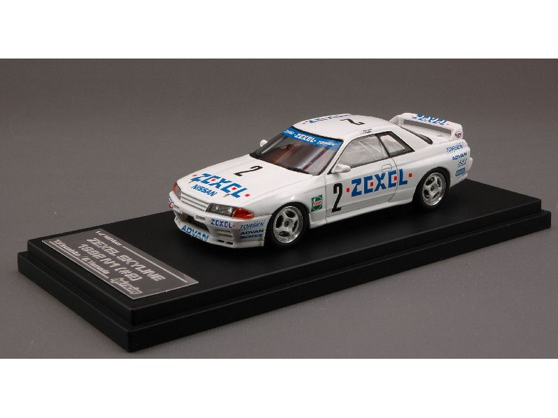 HPI Racing 1/43 NISSAN SKYLINE N.2 1992 N 1 modellino