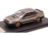 HPI Racing 1/43 Subaru Legacy RS black metallic polish modellino