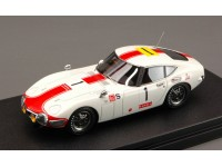 HPI Racing 1/43 Toyota 2000 GT n.1 Fuji 1967 model