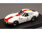 HPI Racing 1/43 Toyota 2000 GT n.1 Fuji 1967 modellino