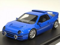 HPI RACING 1/43 FORD RS200 1984 BLUE MODELLINO