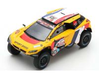 Spark Model 1/43 Peugeot 2008 DKR N.325 Dakar Rally 2019 modellino
