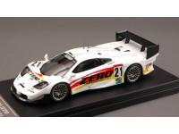 HPI RACING 1/43 MC LAREN F1 GTR N.21 2000 JGTC MODELLINO