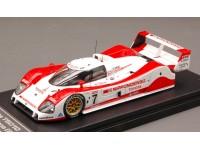 Spark Model 1/43 Toyota TS010 N.7 Le Mans 1992 modellino