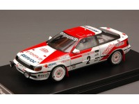HPI RACING 1/43 TOYOTA CELICA GT-FOUR N.2 RALLY MONTE CARLO 1990 MODELLINO