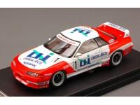 HPI RACING 1/43 NISSAN SKYLINE GT-R N.1 JTC SUZUKA 1993 MODELLINO