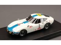 HPI Racing 1/43 Toyota 2000 GT n.2 Fuji 1967 modellino