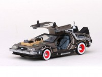 Vitesse 1/43 De Lorean DMC 12 Back to the Future Part III modellino