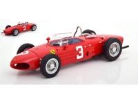 CMR 1/18 FERRARI 156 F1 N.3 VITTORIA GP OLANDA 1961 MODELLINO