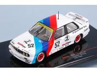 IXO MODELS 1/43 BMW M3 E30 N.52 ETCC 1988 MODELLINO