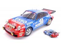 IXO MODELS 1/18 PORSCHE 911 RS N.1 RALLY MONTE CARLO 1979 MODELLINO