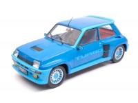 IXO MODELS 1/18 RENAULT 5 TURBO 1 1981 BLUE MODELLINO