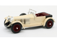 Matrix Scale Models 1/43 Invicta 4.5-litre S-Type Low Chassis Tourer creme 1930 modellino