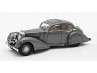 Matrix Scale Models 1/43 Bentley 4.25 litre Pillarless Saloon Carlton grigia 1937 modellino