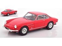 CMR 1/18 FERRARI 330 GTC 1966 ROSSA MODELLINO
