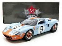 CMR 1/12 FORD GT40 MK I N.9 VITTORIA LE MANS 1968 MODELLINO