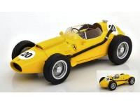 CMR 1/18 FERRARI DINO 246 F1 OLIVER GENDEBIEN N.20 GP BELGIO 1958 MODELLINO