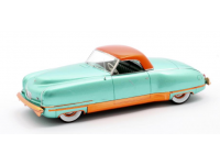 Matrix Scale Models 1/43 Chrysler Thunderbolt Concept LeBaron green metallic 1941 modellino