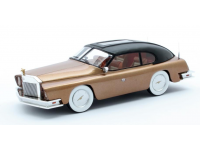 Matrix Scale Models 1/43 Mohs Ostentatienne Opera Sedan color oro 1967 modellino