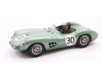 Matrix Scale Models 1/43 Aston Martin DBR1 N.30 Silverstone 1959 Stirling Moss model