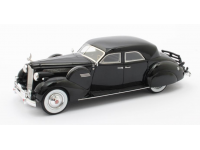Matrix Scale Models 1/43 Packard Super 8 Sport Sedan by Darrin nera1940 modellino