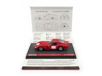BRUMM 1/43 FERRARI 250 GTO PREZZO RECORD IN ASTA MODELLINO