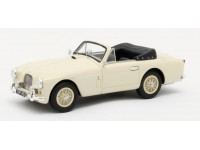 Matrix Scale Models 1/43 Aston Martin DB2/4 MKII DHC by Tickford bianca 1955 modellino