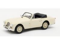 Matrix Scale Models 1/43 Aston Martin DB2/4 MKII DHC by Tickford bianca 1955 modellino