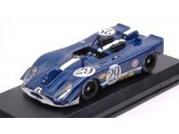 BEST MODEL 1/43 PORSCHE 908-02 FLUNDER N.29 LE MANS 1970 MODELLINO