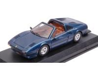 BEST MODEL 1/43 FERRARI 308 GTS BLU METALLIZZATO 1978 MODELLINO