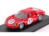 BEST MODEL 1/43 FERRARI 275 LM N.17 LE MANS 1969 MODELLINO