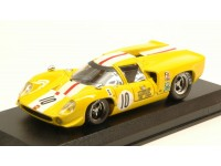 BEST MODEL 1/43 LOLA T70 COUPE N.10 12 ORE SEBRING 1968 MODELLINO