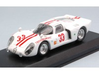BEST MODEL 1/43 ALFA ROMEO 33.2 N.33 12 ORE INTERLAGOS 1970 MODELLINO