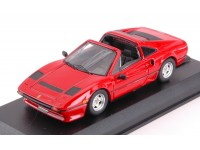BEST MODEL 1/43 FERRARI 208 GTS TURBO 1983 ROSSA MODELLINO