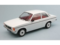 TRIPLE 9 COLLECTION 1/18 OPEL KADETT C2 2 PORTE 1977 BIANCA MODELLINO