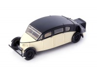 AUTOCULT 1/43 BURNEY R-100 STREAMLINE 1930 COLOR AVORIO NERO MODELLINO