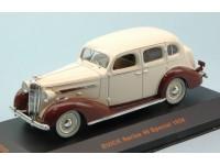 IXO MODELS 1/43 BUICK SERIES 40 SPECIAL 1936 BEIGE MARRONE MODELLINO
