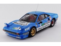 BEST MODEL 1/43 FERRARI 308 GTB N.3 RALLY EL CORTE INGLES 1985 MODELLINO