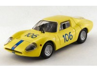 BEST MODEL 1/43 ABARTH 1300 OT N.106 TARGA FLORIO 1968 MODELLINO