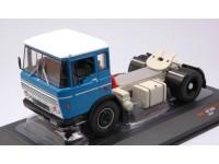 IXO MODELS 1/43 DAF 2600 1970 BLU BIANCO MODELLINO