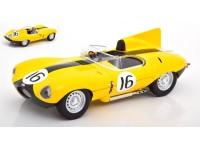 CMR 1/18 JAGUAR TYPE D N.16 24H LE MANS 1957 MODELLINO