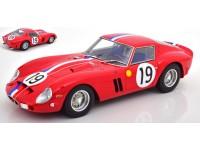 CMR 1/12 FERRARI 250 GTO N.19 24 ORE LE MANS 1962 MODELLINO
