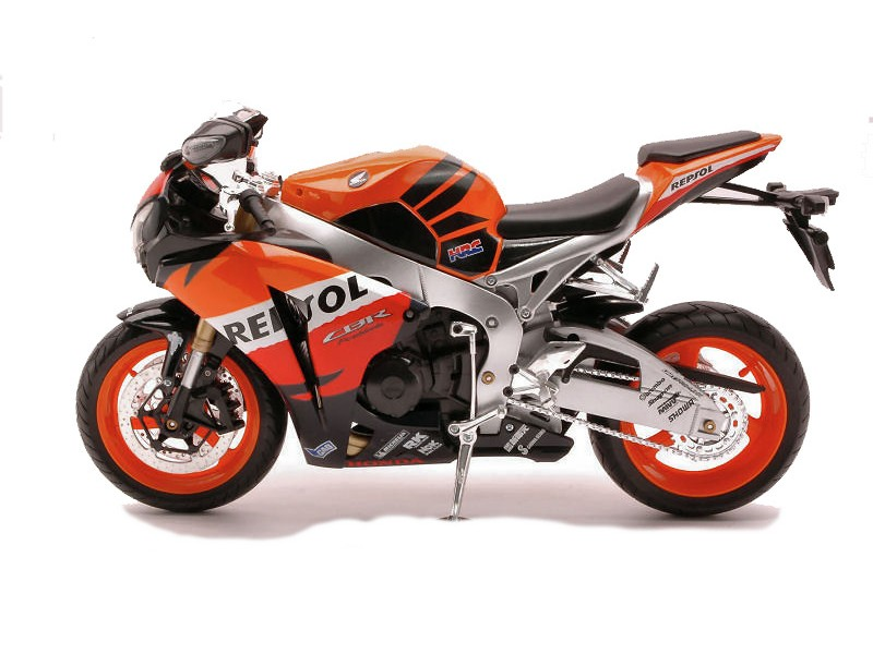 NEWRAY 1/6 HONDA CBR 1000 RR REPSOL 2009 MODELLINO